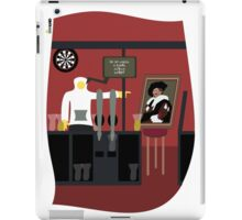 Cavalier Attitude (or Hals Well That Ends Well) iPad Case/Skin