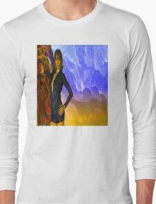 Magical Cave Long Sleeve T-Shirt
