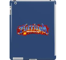 TURRICAN SHOOT OR DIE iPad Case/Skin