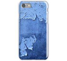 Blue Peeling... iPhone Case/Skin
