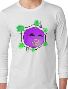 Round n stinky  Long Sleeve T-Shirt