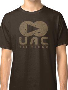 DOOM UAC Vintage Classic T-Shirt
