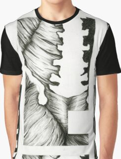 Anatomical Spine Graphic T-Shirt