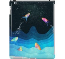 Come to reach the stars iPad Case/Skin