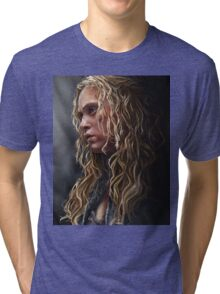 clexa Tri-blend T-Shirt