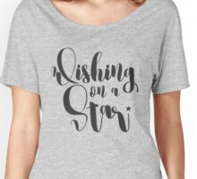 Wishing On A Star Women's Relaxed Fit T-Shirt