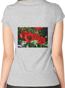 Late Spring Beauty Women's Fitted Scoop T-Shirt