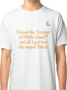MONKEY ISLAND TREASURE TROVE Classic T-Shirt