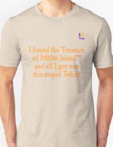 MONKEY ISLAND TREASURE TROVE Unisex T-Shirt
