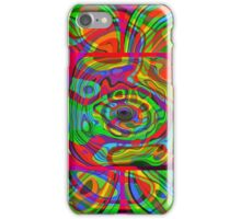 Psychedelic #1 iPhone Case/Skin