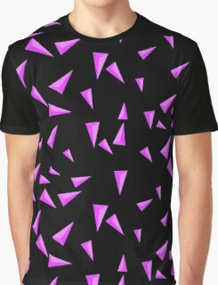 Triangle Graphic Print Graphic T-Shirt