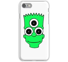 Alien Bart iPhone Case/Skin