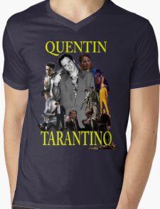 Quentin Tarantino Universe  Mens V-Neck T-Shirt