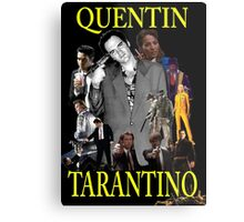 Quentin Tarantino Universe  Metal Print