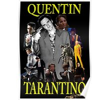 Quentin Tarantino Universe  Poster