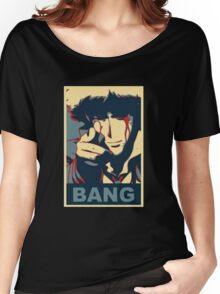Cowboy Bebop - Spike Women's Relaxed Fit T-Shirt