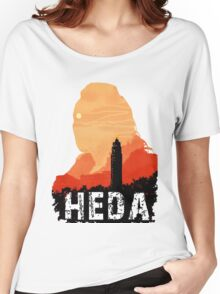 heda Women's Relaxed Fit T-Shirt