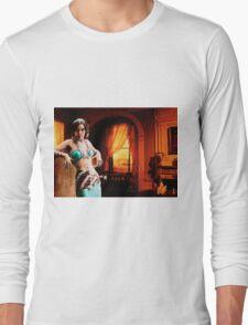 Vintage Glamor Long Sleeve T-Shirt