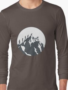 Evolution of Mountain biking | 2 Long Sleeve T-Shirt