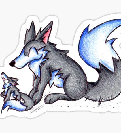 Alpha Bonding Sticker