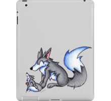 Alpha Bonding iPad Case/Skin