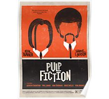 Pulp Brothers New and Improved Poster