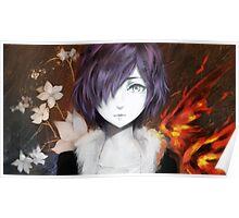 Kirishima Tôka Poster