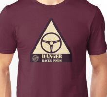 DLEDMV - Danger Racer Inside Unisex T-Shirt