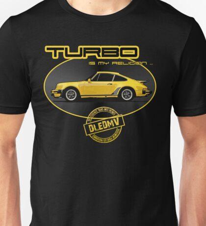 DLEDMV - Turbo is my religion T-Shirt