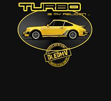 DLEDMV - Turbo is my religion Unisex T-Shirt