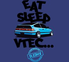 DLEDMV -Eat Sleep Vtec Unisex T-Shirt