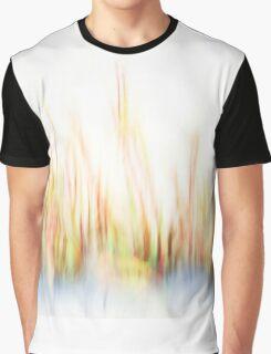 Beach Flowers... Graphic T-Shirt