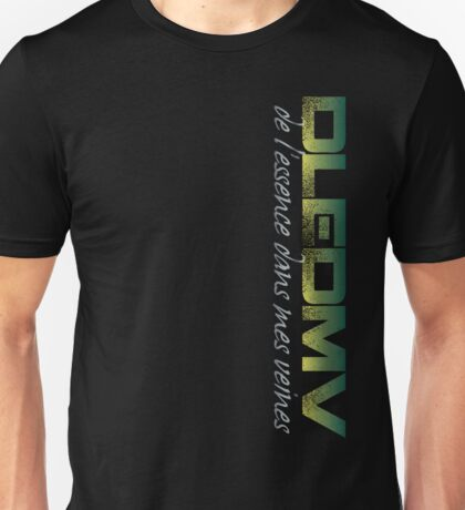 DLEDMV - Vertical #1 T-Shirt