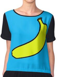 Banana (Ben Long) Chiffon Top