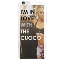 cuoco iPhone Case/Skin