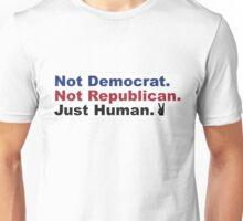 No Political Party Unisex T-Shirt