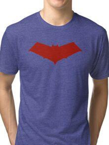 Red Hood Logo Tri-blend T-Shirt