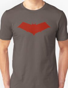Red Hood Logo Unisex T-Shirt