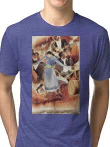 The Jazz Singer -Charles Demuth. Music Tri-blend T-Shirt