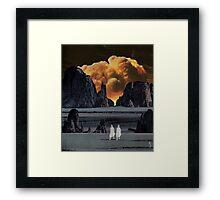 Together Forever Framed Print