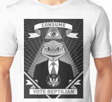 Reptilian Unisex T-Shirt