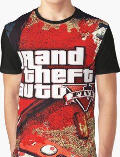 gta v Graphic T-Shirt