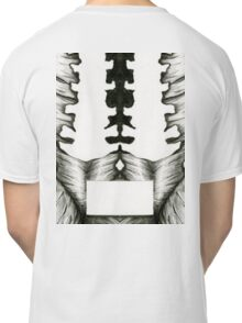 psychedelic pencil illustration Classic T-Shirt