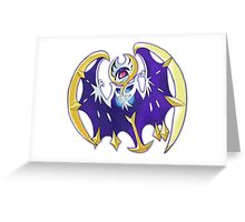 Another Lunala Greeting Card