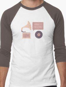 The Player Men's Baseball ¾ T-Shirt