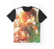 Shin- Amnesia Anime Graphic T-Shirt