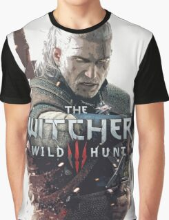 the witcher Graphic T-Shirt