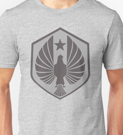 Pan Pacific Defense Corps (light) Unisex T-Shirt