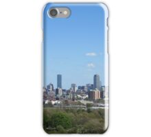 Welcome to boston iPhone Case/Skin