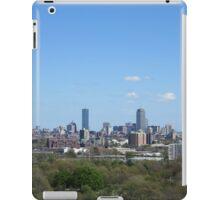 Welcome to boston iPad Case/Skin